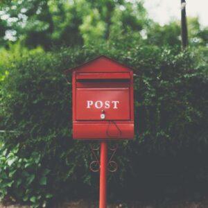 Gutschein Postversand